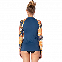 Rip Curl SUNSETTER RELAXED L/SL NAVY