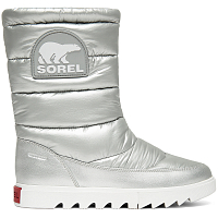 Sorel JOAN OF ARCTIC NEXT LITE MID PUFFY Pure Silver