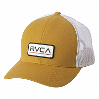 RVCA TICKET TRUCKER III CHESTNUT