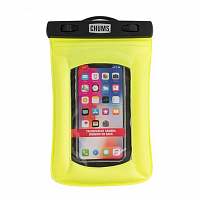 Chums FLOATING PHONE PROTECTOR YELLOW