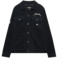 Billabong SHORTEST STRAW JKT WASHED BLACK