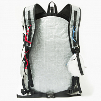 AND WANDER CUBEN FIBER BACKPACK White
