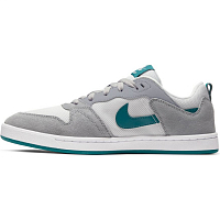 Nike SB ALLEYOOP PARTICLE GREY/GEODE TEAL-PHOTON DUST