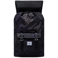 Herschel Little America Mid-Volume DARK JUNGLE