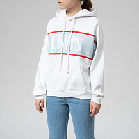 Levi's® CAMERON HOODIE LEVI CHEST HIT WHITE/BAB