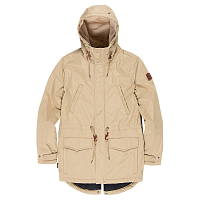 Element Roghan Women DESERT KHAKI
