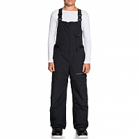 Quiksilver Utili Youth BIB B Snpt BLACK