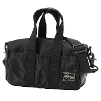 PORTER YOSHIDA HOWL 2WAY BOSTON BAG MINI BLACK