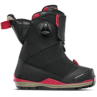 32 JONES MTB BLACK/TAN/RED