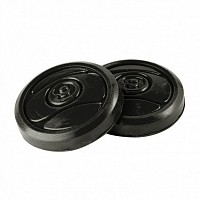 Sector9 9 BALL CIRCLE PUCK BLACK
