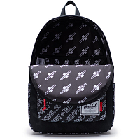 Herschel INDEPENDENT CLASSIC X-LARGE BLACK CAMO/INDEPENDENT UNIFIED BLACK