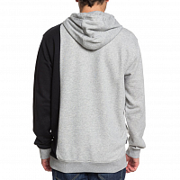 DC STUDLEY2HOOD M OTLR GREY HEATHER