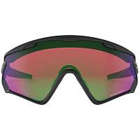 Oakley WIND JACKET 2.0 MATTE BLACK/PRIZM SNOW JADE IRIDIUM