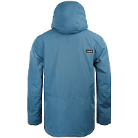 Planks FEEL GOOD INSULATED JACKET PEACOCK