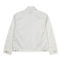 Carhartt WIP W' GREAT DETROIT JACKET OFF-WHITE
