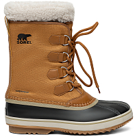 Sorel 1964 PAC NYLON Camel Brown, Bl