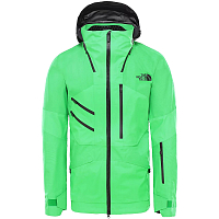The North Face M VAPOR BRIG JKT CHGREEN/W BLA (JY8)