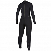 Mystic STAR FULLSUIT 3/2MM BZIP WOMEN BLACK