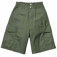 Carhartt WIP W' Denver Short DOLLAR GREEN (STONE WASHED)