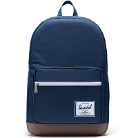 Herschel Pop Quiz NAVY/PINE BARK