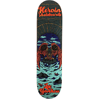 Heroin LY ILLUSION DECK 8,25