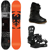 Never Summer M ALL-MOUNTAIN PACKAGE 1 0