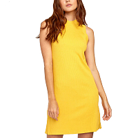 RVCA LEMMON DRESS AMBER