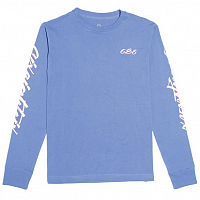 686 WMNS ESCAPE L/S T-SHIRT WASHED INDIGO