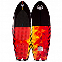 Liquid Force ROCKET 5'0