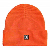 DC SIGHT BEANIE  HDWR SHOCKINGORANGE