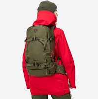 NORRONA Lofoten 30L Pack OLIVE NIGHT