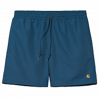 Carhartt WIP Chase Swim Trunks SHORE / GOLD