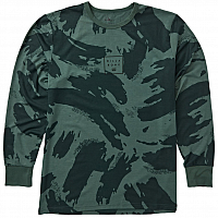 Billabong OPERATOR TECH TEE CAMO