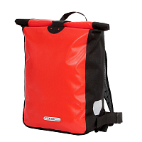 ORTLIEB MESSENGER-BAG RED/BLACK