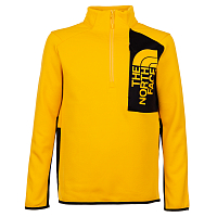 The North Face M MERAK 1/4 ZIP TNF YELLOW/TNF (LR0)