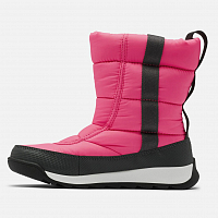 Sorel YOUTH WHITNEY II PUFFY MID TROPIC PINK