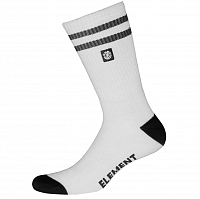 Element CLEARSIGHT SOCKS OPTIC WHITE