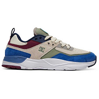 DC E.TRIBEKA SE M SHOE BLUE/WHITE/GREEN