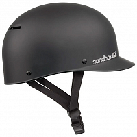 Sandbox Classic 2.0 LOW Rider BLACK (MATTE)
