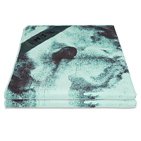 Mystic TOWEL QUICKDRY BLACK/MINT