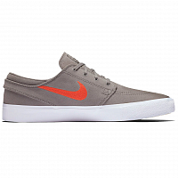 Nike SB ZOOM JANOSKI RM ATMOSPHERE GREY/BRIGHT CRIMSON-WHITE