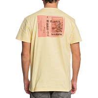 DC DOUBLE PLATINUM M TEES SUNLIGHT