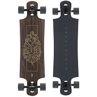 Landyachtz DROP HAMMER WALNUT one size
