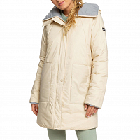 Roxy FREESE REV JK J OTLR OYSTER GRAY