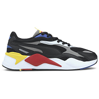PUMA RS-X³ MILLENIUM PUMA BLACK-HIGH RISK RED