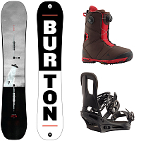 Burton M ALL-MOUNTAIN PACKAGE 3 0