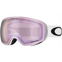 Oakley FLIGHT DECK XM MATTE WHITE/PRIZM HI PINK IRIDIUM