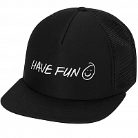 Hurley M HAVE FUN HAT BLACK