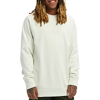 Burton M CROWN BNDD CREW STOUT WHITE