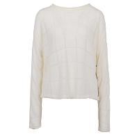 RVCA RANGE SWEATER OFF WHITE